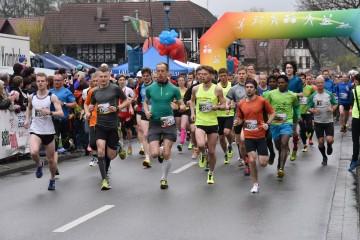 16. Spreewald-Marathon Burg