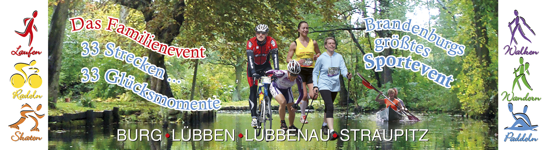 Über 12.000 Sportler beim Spreewald-Marathon.