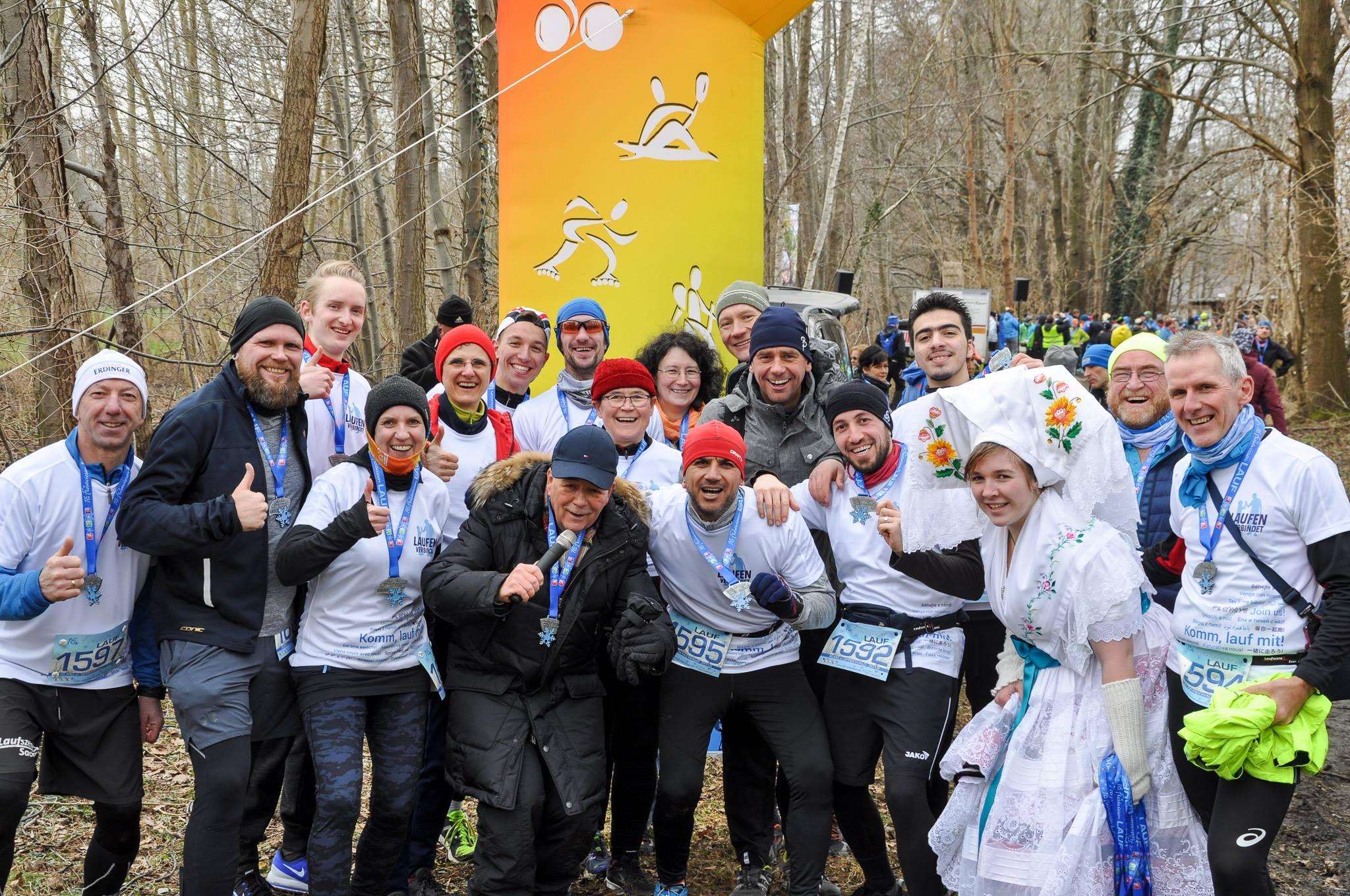 1.893 Sportler beim Frostwiesen-Lauf 2018