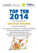 TOPTEN-Urkunde-Spreewald-Marathon-2014