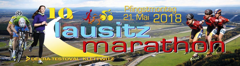 Lausitz-Marathon wird um einen Tag verschoben